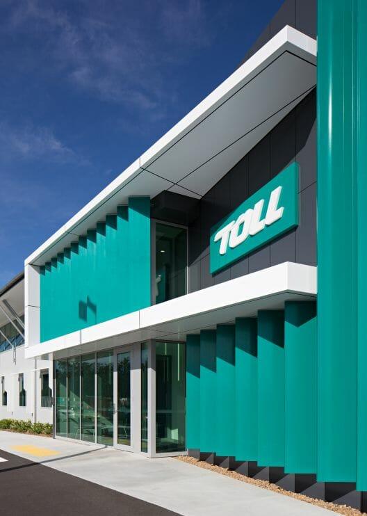 Toll Intermodal Facility