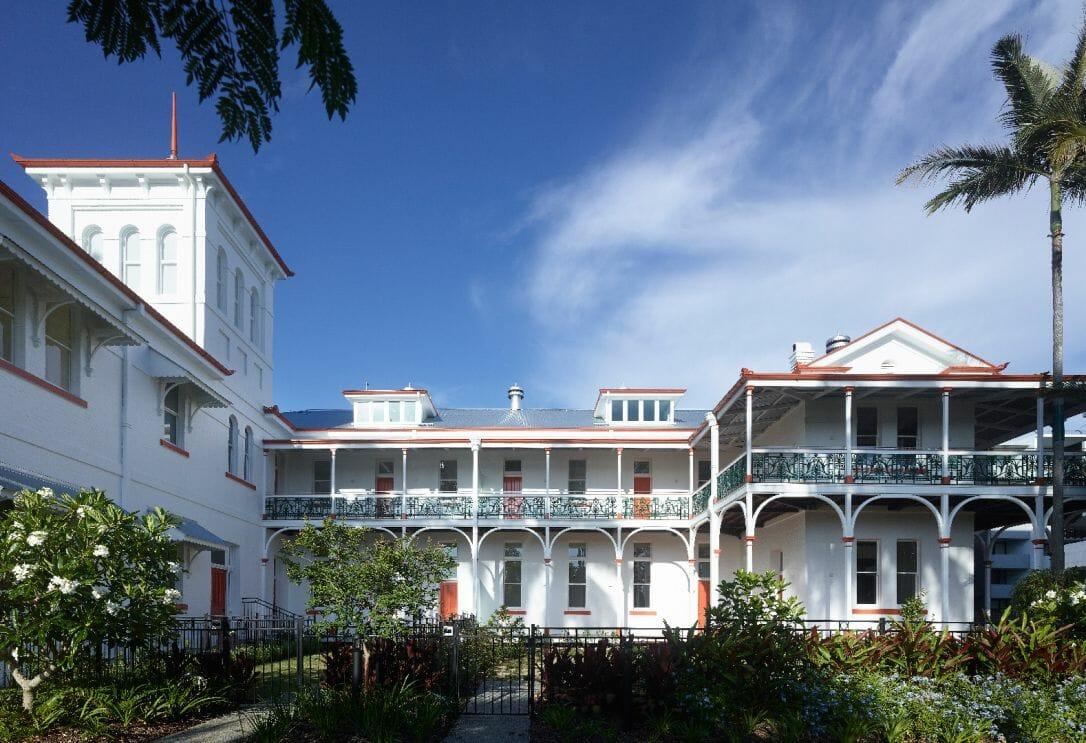 Yungaba House